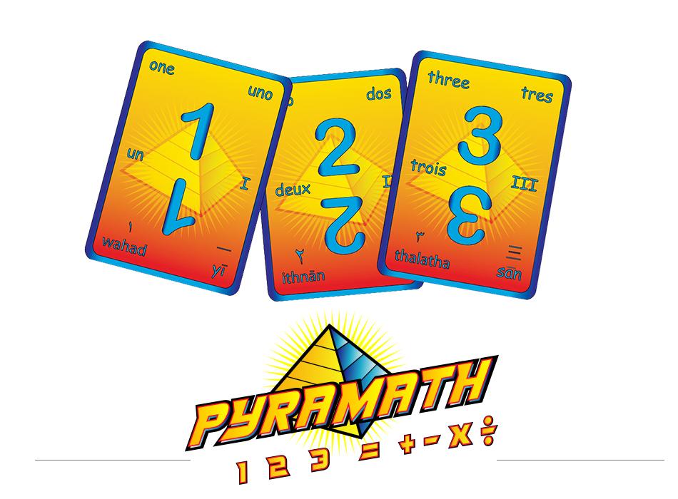 PyraMath Logo design orlando fl